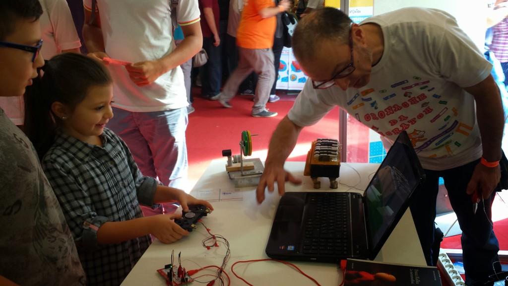 MakerFaire Rome (2014)
